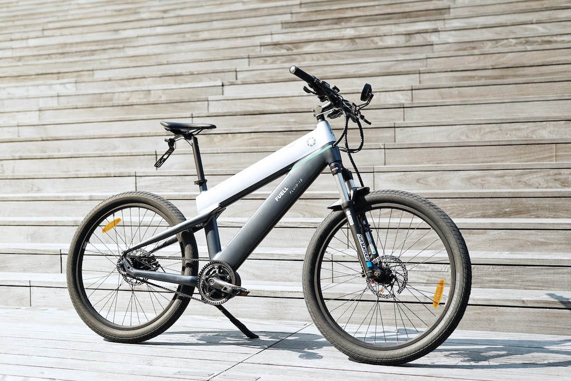 FUELL Fluid la e-bike con 200km di autonomia_urbancycling.it_E