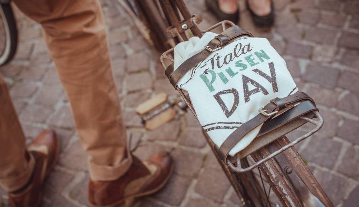 Itala Pilsen Day 2019. Tutti in bici, stile vintage