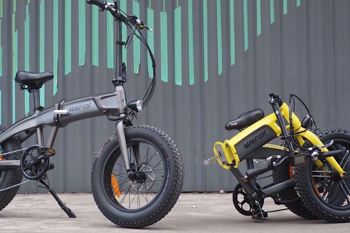 Maxfoot folding_e-bike_urbancycling_1