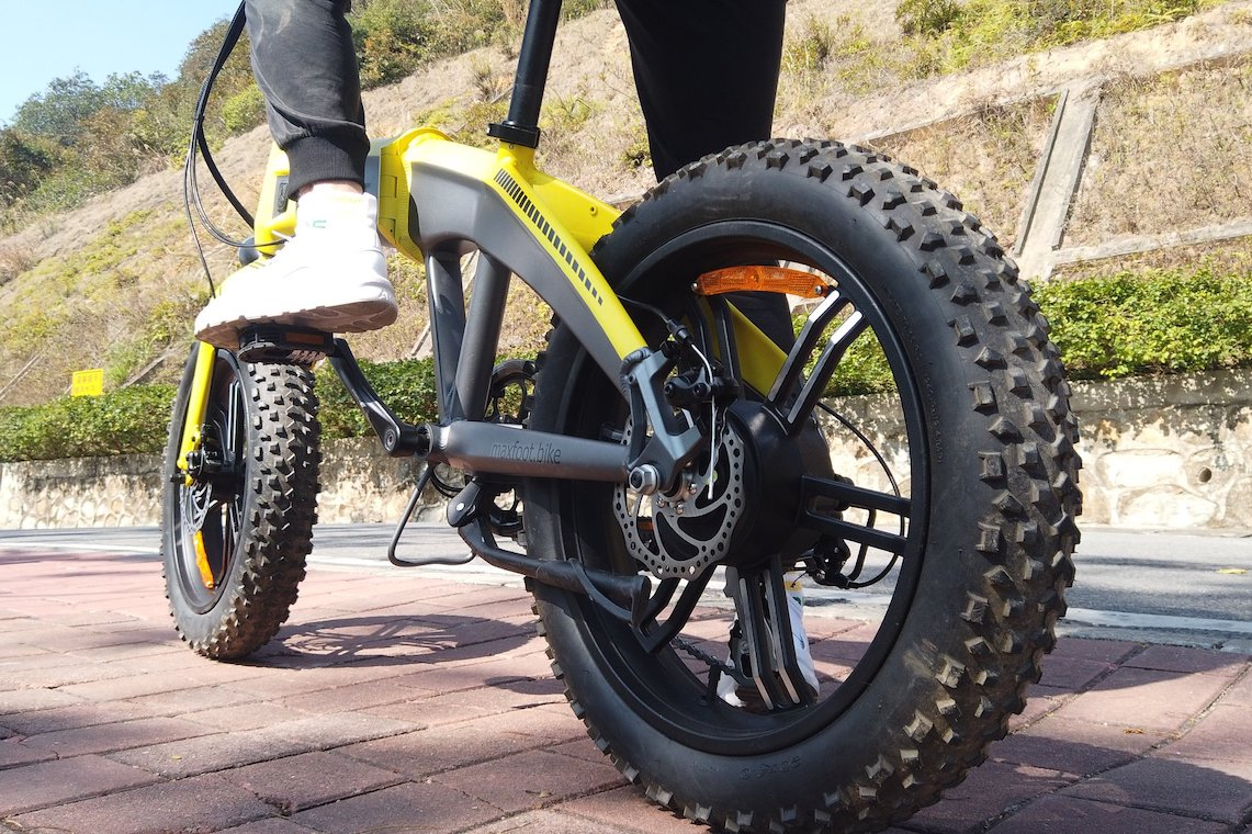 MAXFOOT folding_e-bike_urbancycling_2