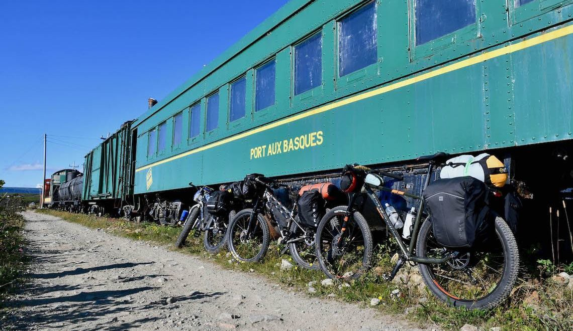 Newfoundland T'Railway. 880km di bikepacking in Canada