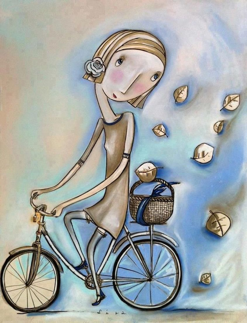 Lisa Coutts bicycle_illustrations_7