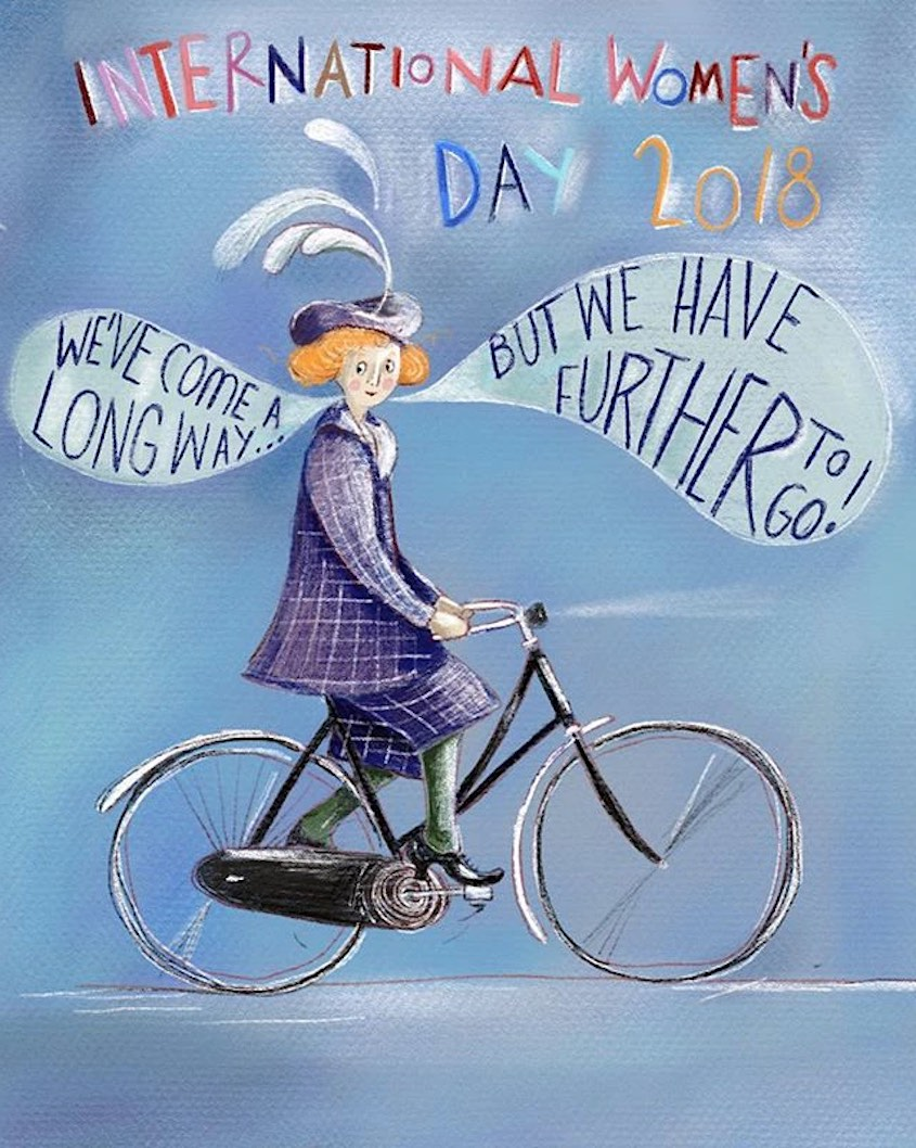 Lisa Coutts bicycle_illustrations_9