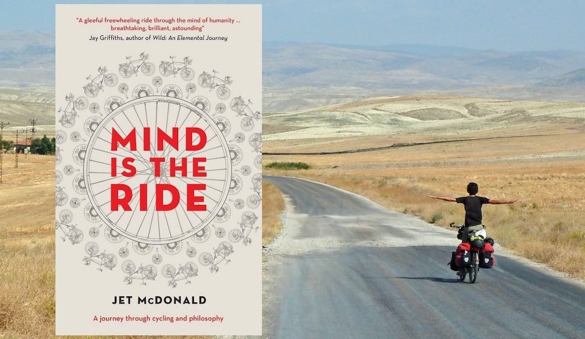 Mind is the Ride. Un libro di Jet McDonald