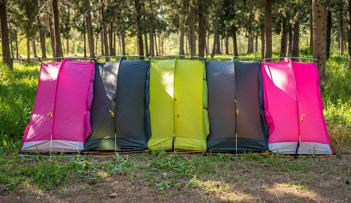 RhinoWolf 2.0. L'innovativa tenda outdoor, All in One