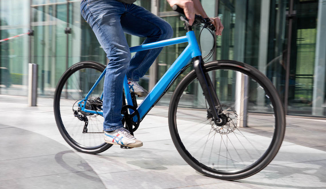 Ridetronic. La nuova urban e-bike da soli 13kg