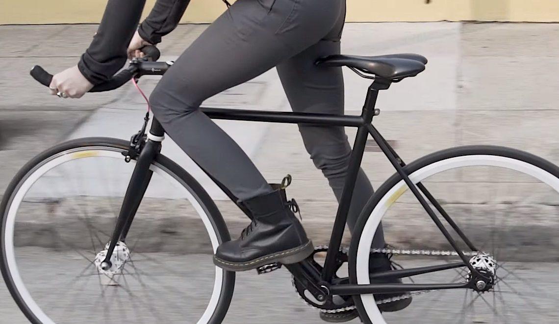 The Chase Pants. In bicicletta o ovunque tu vuoi