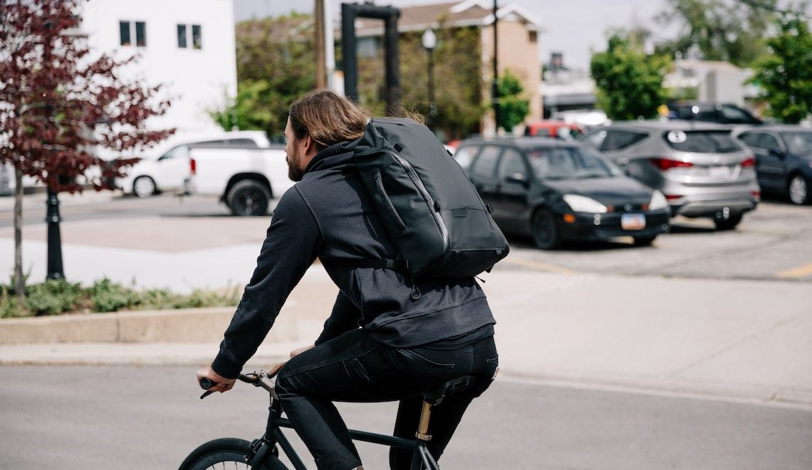 The DUO Daypack. Lo zaino per commuter e non solo