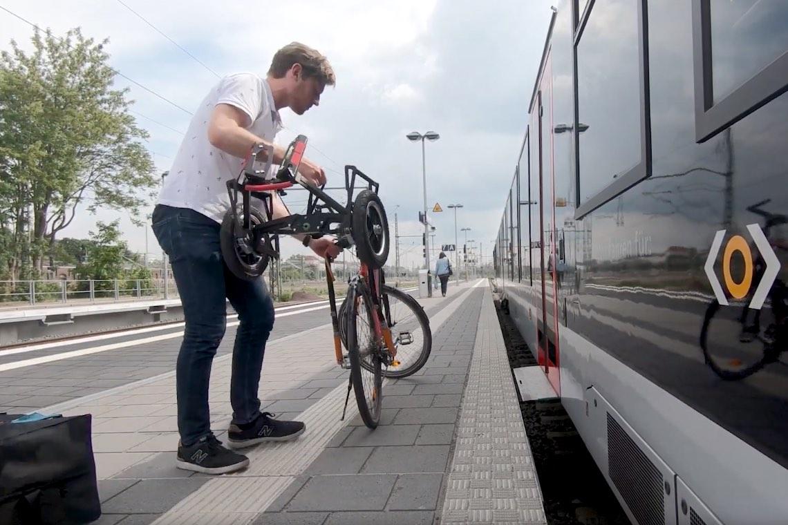 Trenux Carrello pieghevole_per _la Bici_urbancycling.it_3