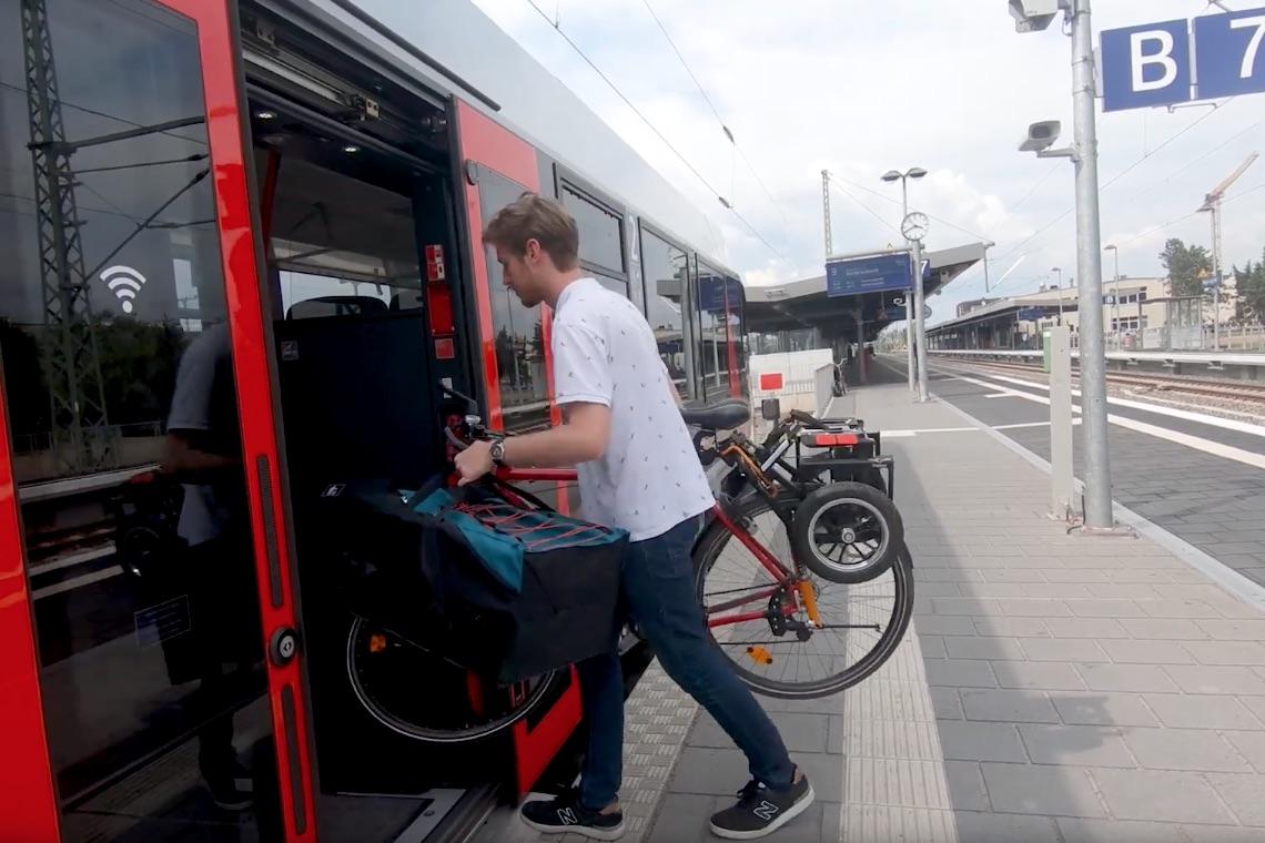 Trenux Carrello pieghevole_per _la Bici_urbancycling.it_4