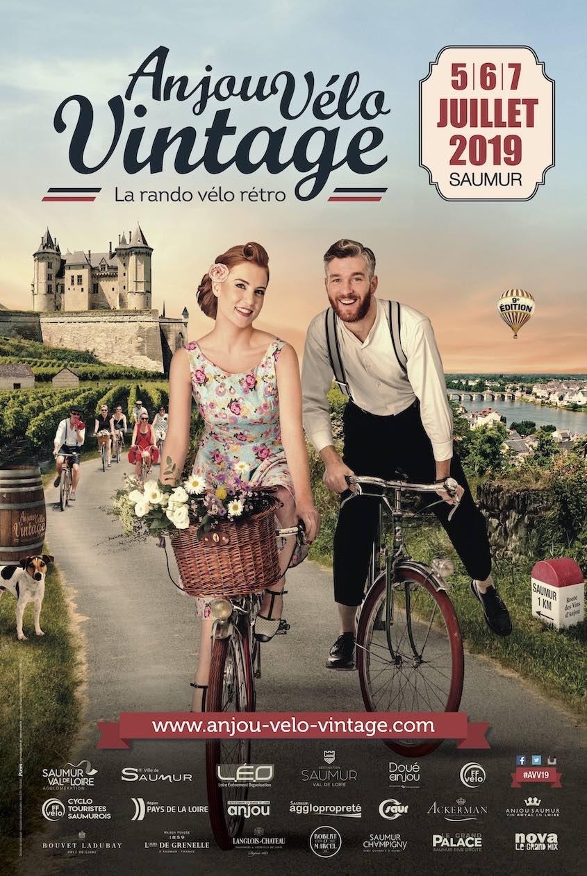 Anjou Vélo Vintage 2019_Ciclostorica_2