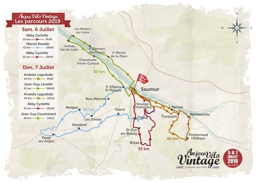Anjou Vélo Vintage 2019_Ciclostorica_3