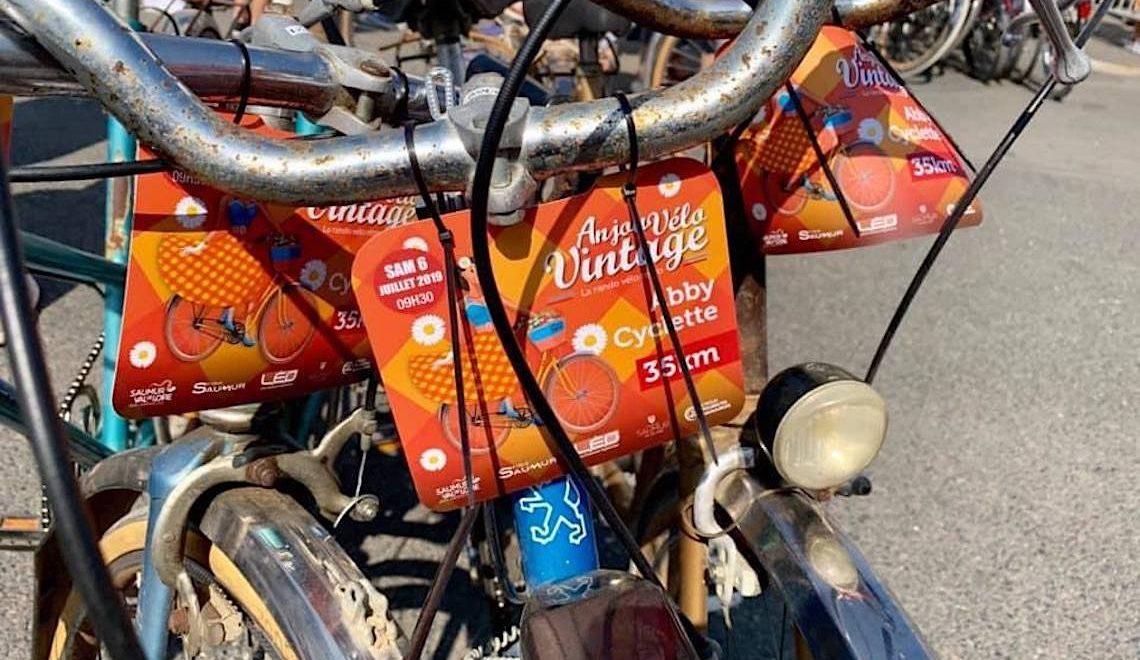 Anjou Vélo Vintage 2019. La Ciclostorica di Francia