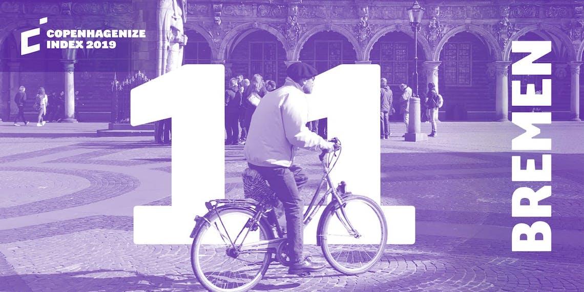 Copenhagenize Index 2019_11