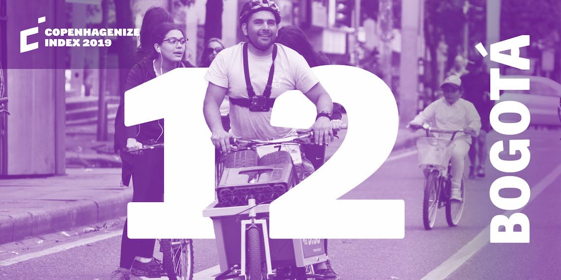 Copenhagenize Index 2019_12