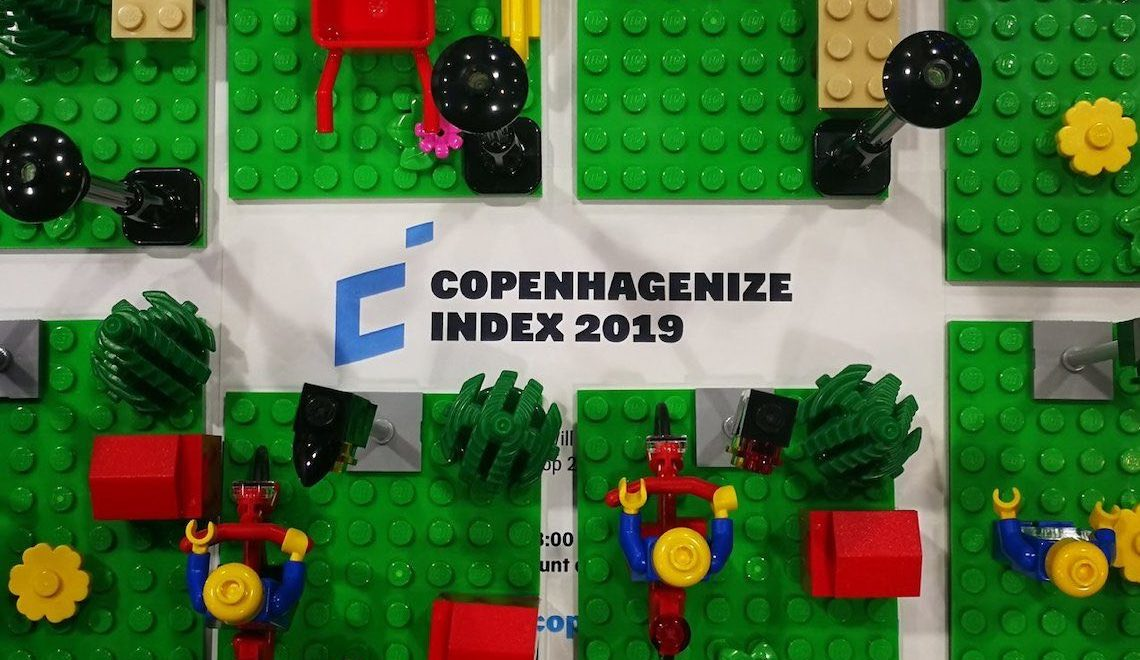 Copenhagenize Index 2019. Le 20 città più bike friendly