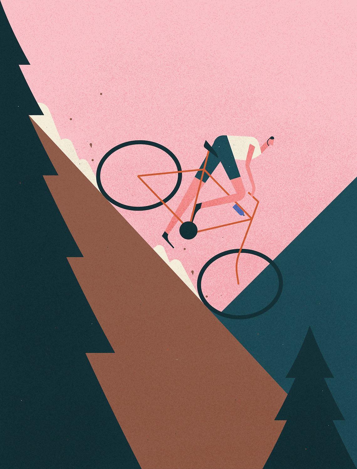 Fran Labuschagne illustrations_Easyjet Traveller_4