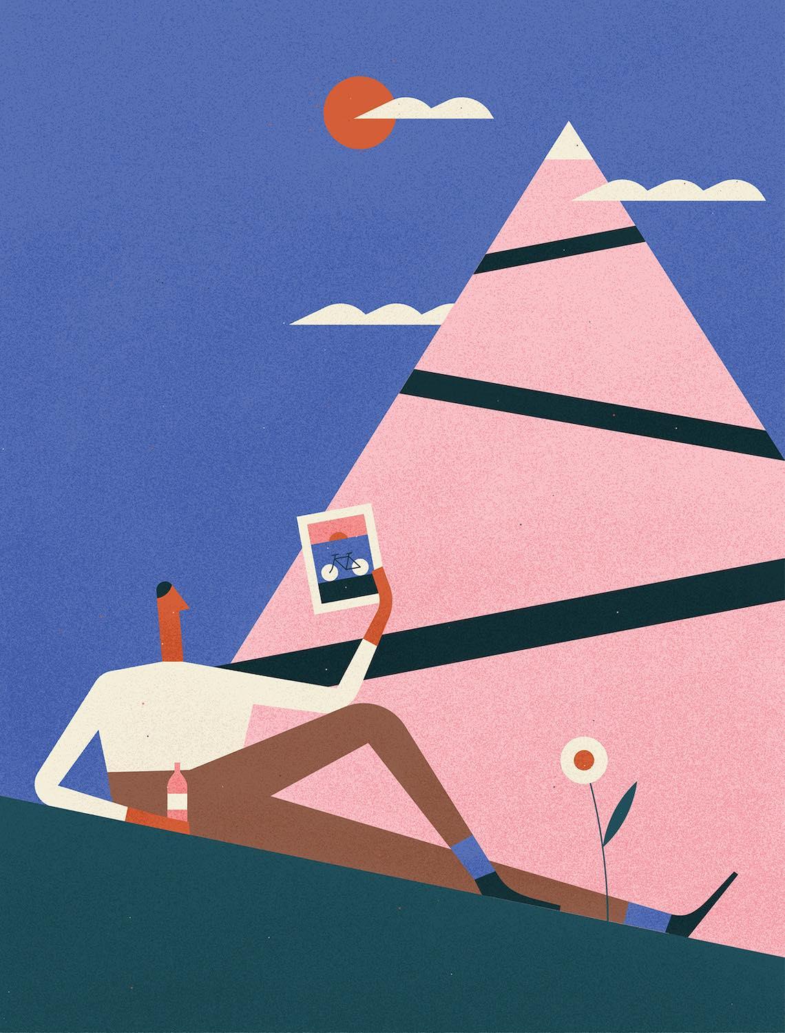 Fran Labuschagne illustrations_Easyjet Traveller_5