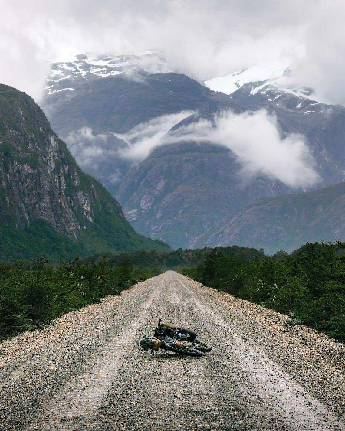 Patagonia. La Carrettera Austral in bikepacking e aereo_12