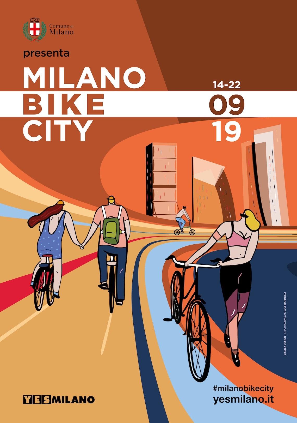 Milano Bike City 2019 second_ edition_2