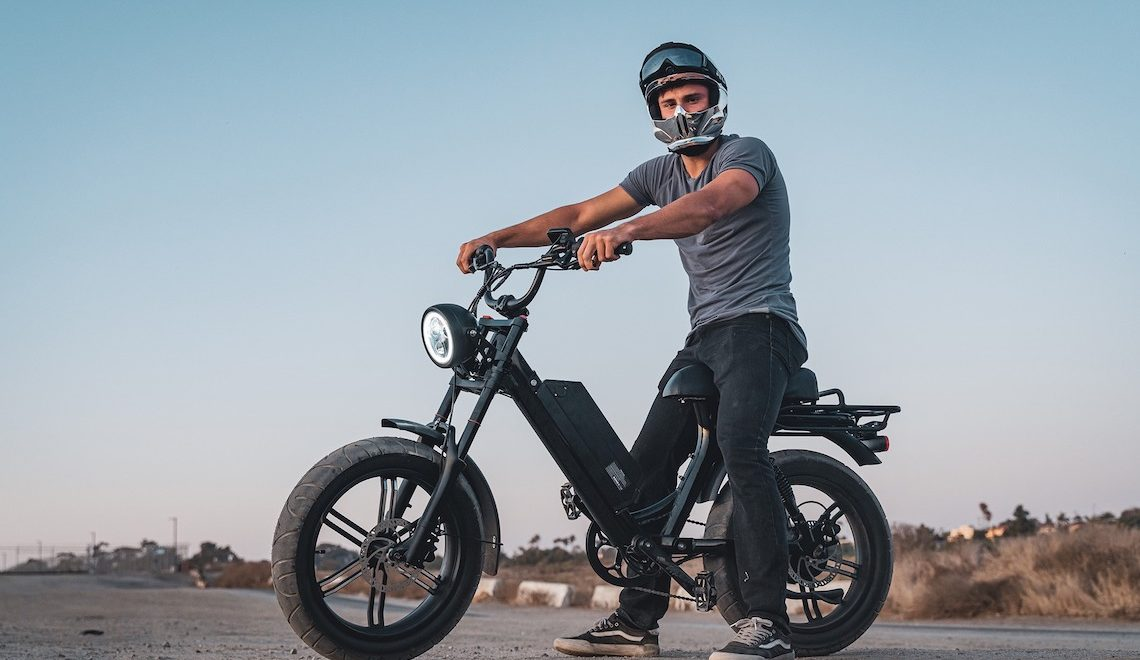 La nuova e-bike Scorpion by Juiced Bikes