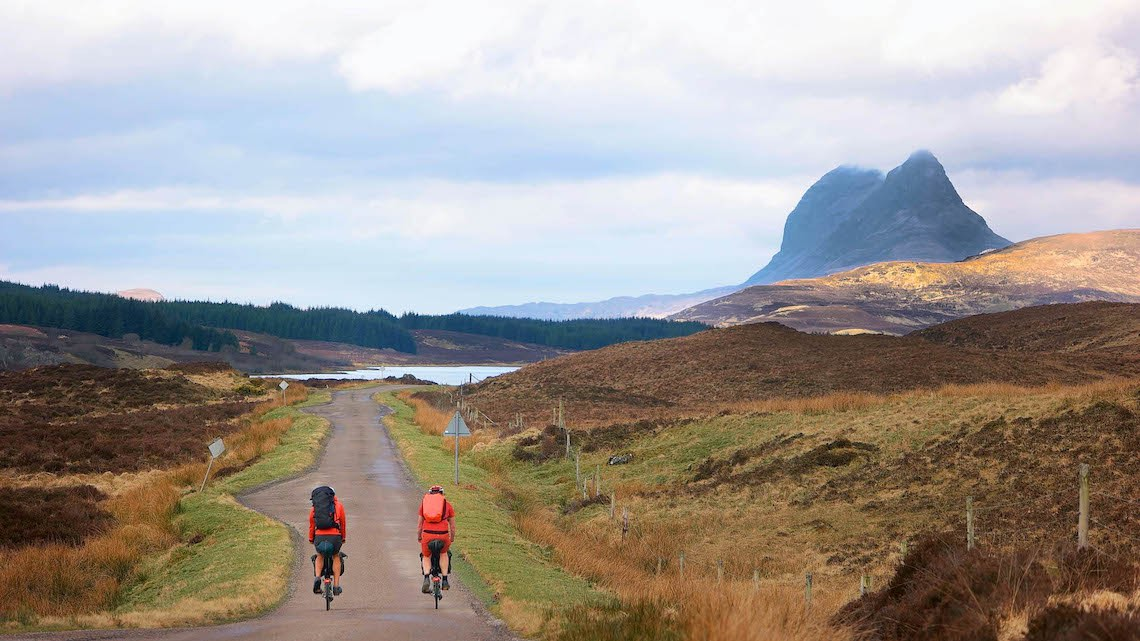 Suilven_Scotland_video_Brompton_1