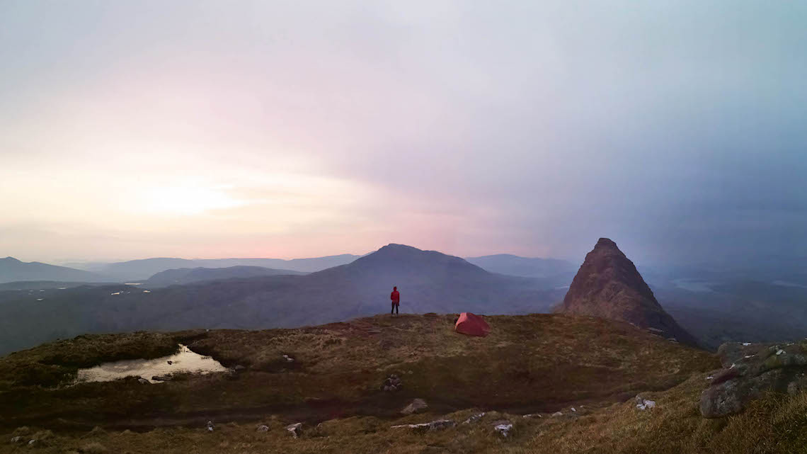 Suilven_Scotland_video_Brompton_5