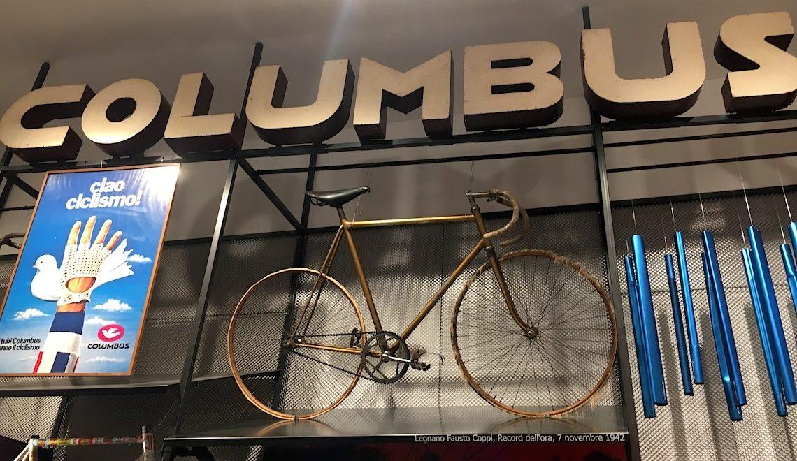 Columbus celebra i 100 anni di passione per il ciclismo