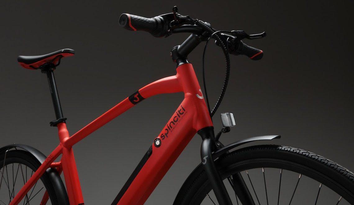 Spinciti Amsterdam. La e-bike per la città sotto i 1000 euro