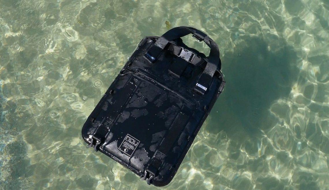 UNICO. Le borse digitali impermeabili, anche per la bici