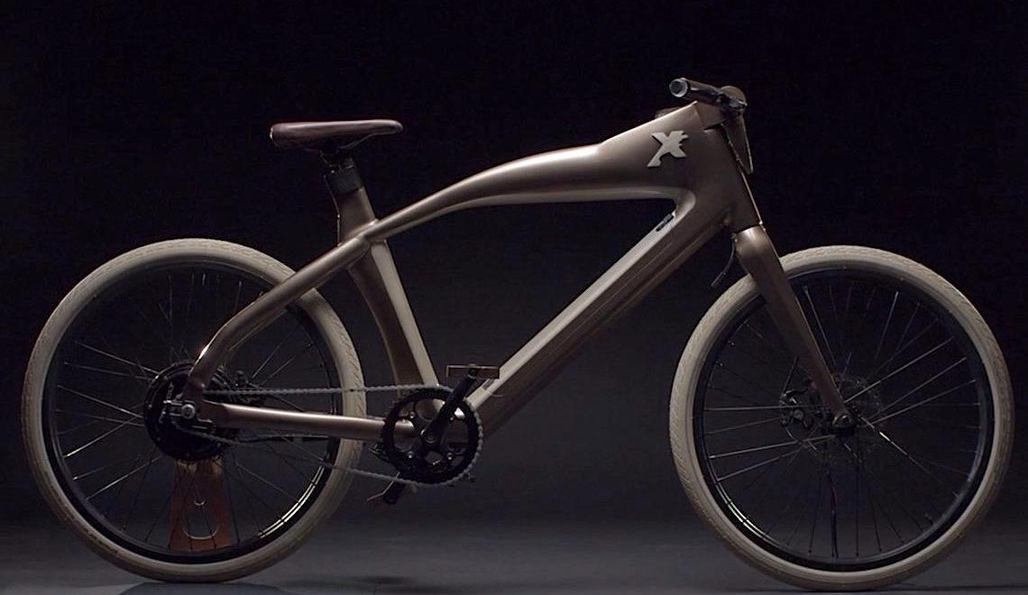 X One e-bike. La bici elettrica del 21° secolo