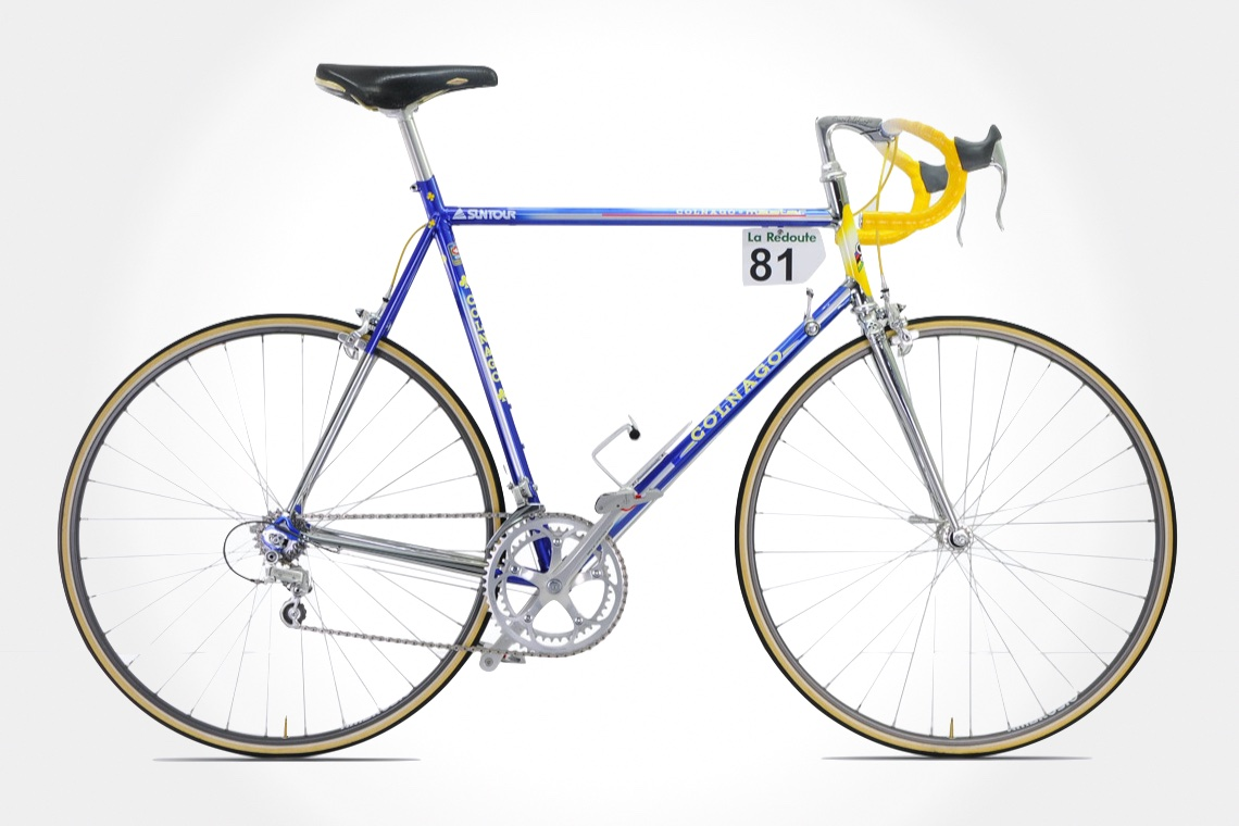 Colnago Master 1991_Buckler_Van_Hooydonck_Haak_Collection_1