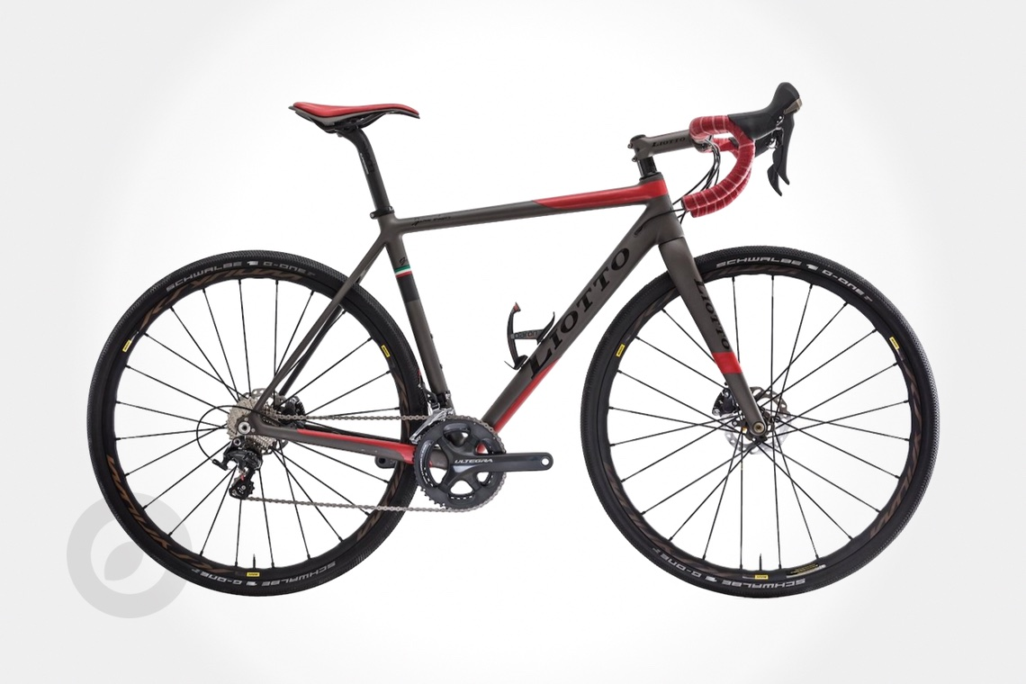 Liotto Gravel Carbon_urbancycling_it