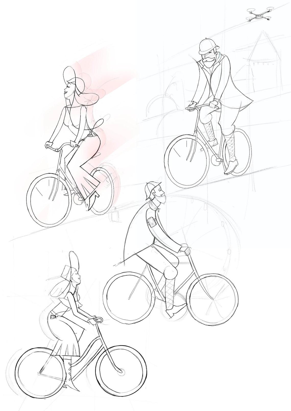 Mara Drozdova illustration_urbancycling_it_9
