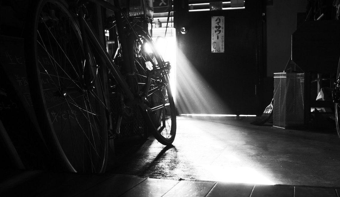 Masayuki Matsuda photography. Biciclette