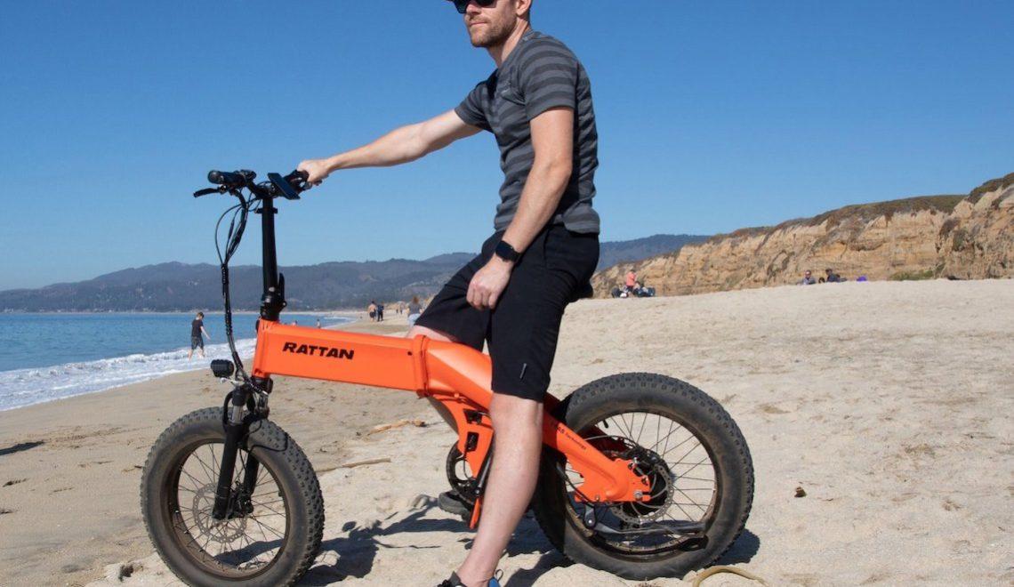 Rattan XL. La e-bike con 100 miglia di autonomia