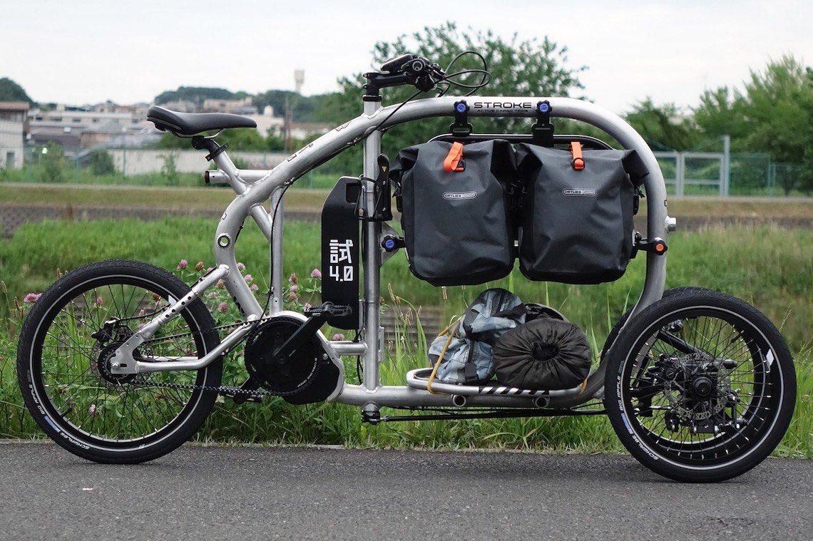 STROKE_Active Cargo_Trike