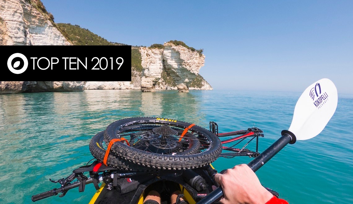 urbancycling.it TOP TEN 2019. Categoria Viaggi