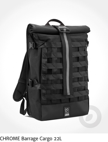 CHROME Barrage Cargo 22L_urbancycling_it