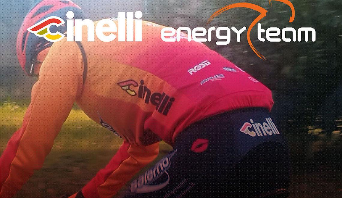 Cinelli presenta l'Energy Team 2020 Cat. Juniores