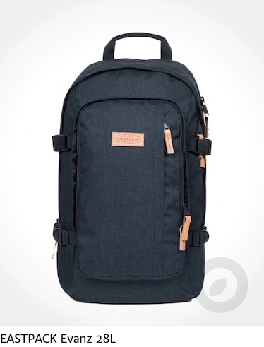 EASTPACK Evanz 28L_urbancycling_it
