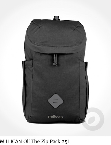 MILLICAN Oli The Zip Pack 25L_urbancycling_it