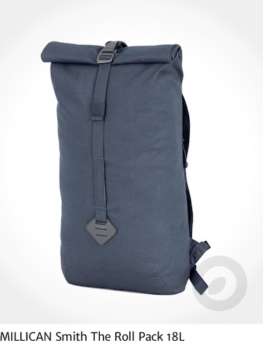 MILLICAN Smith The Roll Pack 18L_urbancycling_it