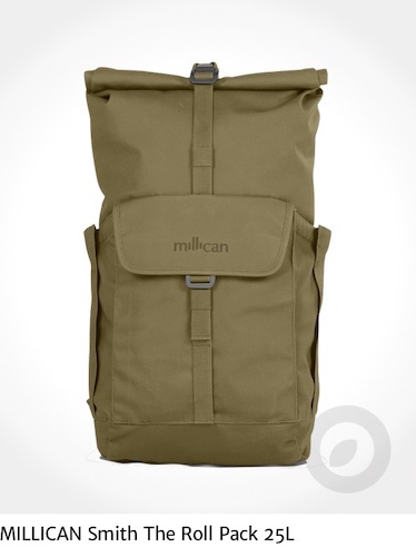 MILLICAN Smith The Roll Pack 25L_urbancycling_it