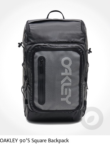 OAKLEY 90'S Square Backpack_urbancycling_it