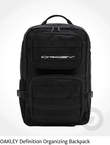 OAKLEY Definition Organizing Backpack_urbancycling_it