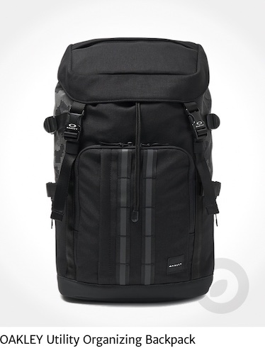 OAKLEY Utility Organizing Backpack_urbancycling_it
