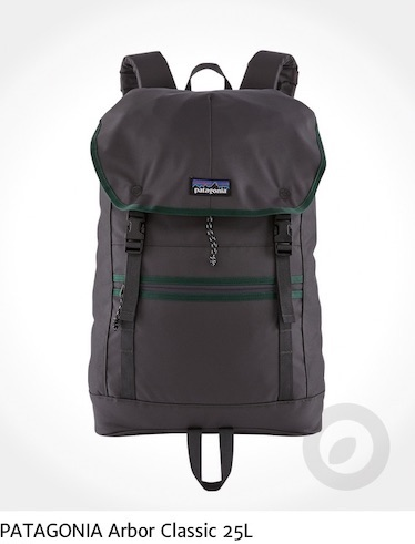 PATAGONIA Arbor Classic 25L_urbancycling_it