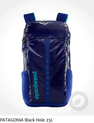 PATAGONIA Black Hole 25L_Blu_urbancycling_it