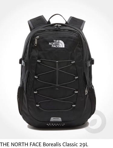 THE NORTH FACE Borealis _Classic_29L_urbancycling_it